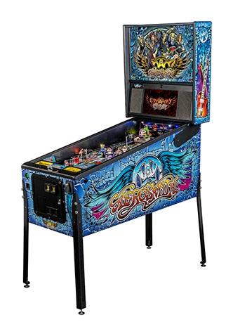 Stern Aerosmith Pro Pinball Machine Free Shipping