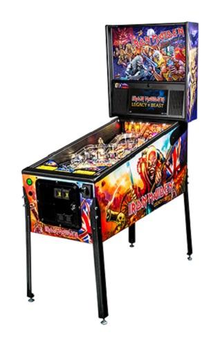 Stern Iron Maiden Pro Pinball Machine