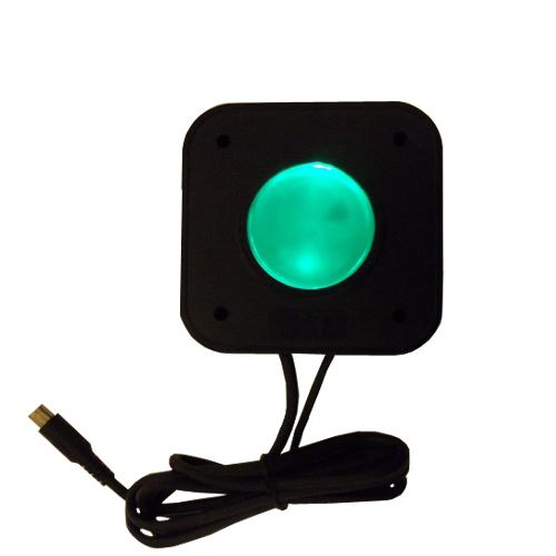 MAME LED Trackball PS2