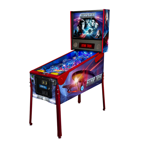 Stern STAR TREK Premium Pinball Machine