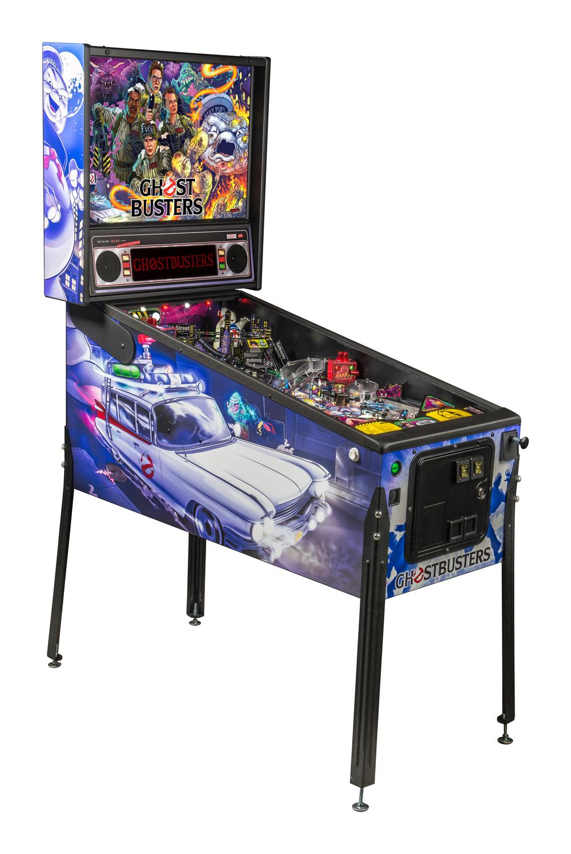 Stern Ghostbusters Premium Pinball Machine Free Shipping